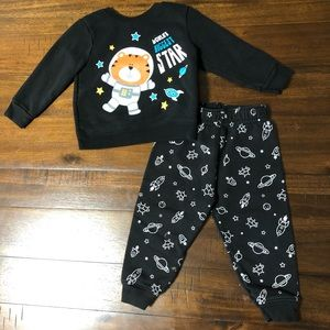Other - Comfy sweatsuit set for 18 months.